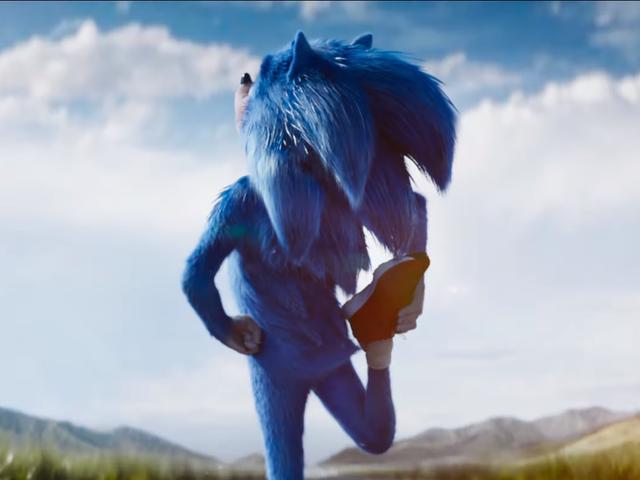 Интернету тяжело с <i>Sonic The Hedgehog</i> Trailer