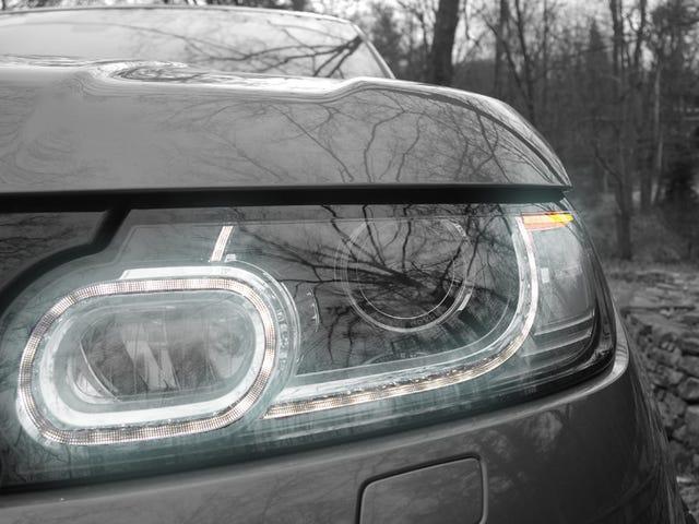 Sport Range Rover 2014 Supercharged Adalah Ciuman Perancis Setelah Penampakan Muka