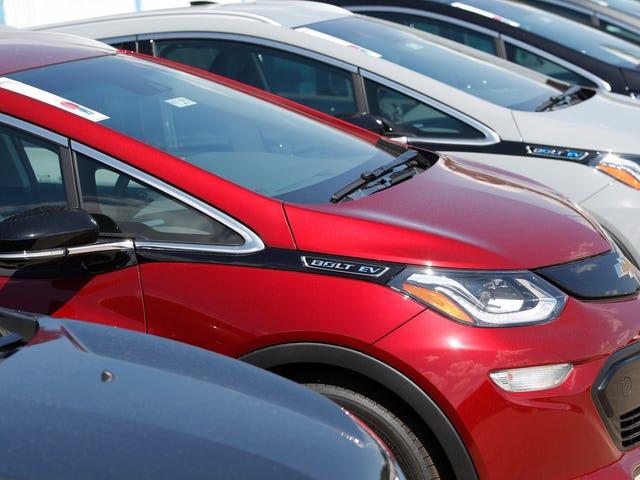 Nueva Jersey considera un gran descuento en las compras de vehículos eléctricos