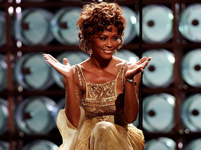 Whitney Houston Is the Only Woman Among This Year's Rock and Roll Hall of Fame Inductees