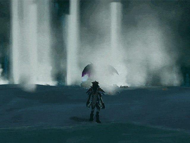 Witness World Of Warcraft: Legion Niesamowita Steam Death Cave Before It's Gone