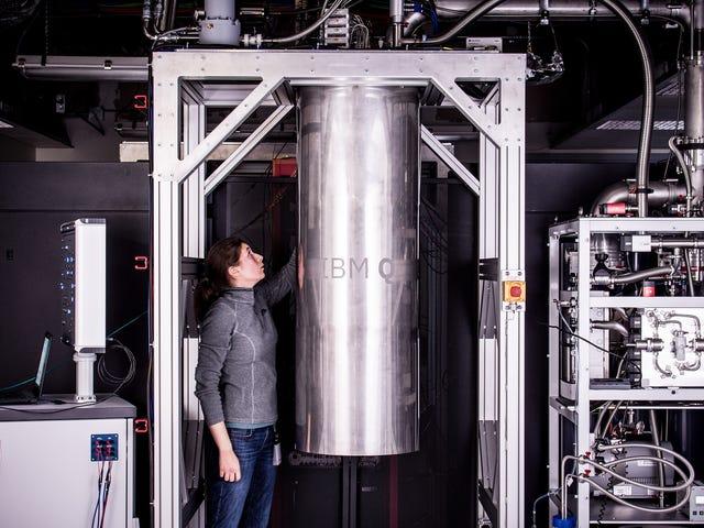 Las computadoras cuánticas más nuevas de IBM son las más poderosas de su clase