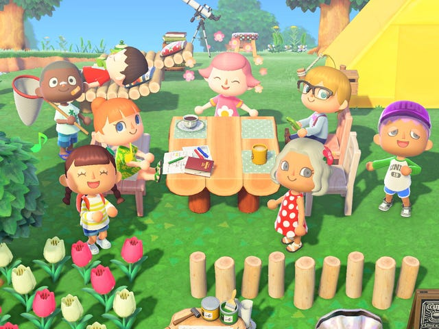 Don't Let FOMO Ruin Animal Crossing: New Horizons For You