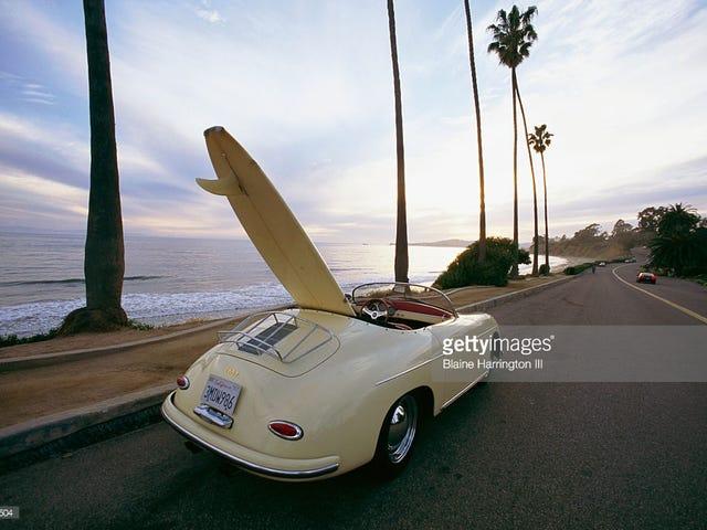 Sporty surf wagon?