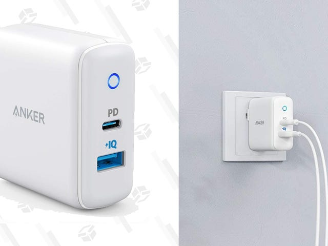 Anker 30W Power Delivery Charger is Back Down to $15 [Exclusive]