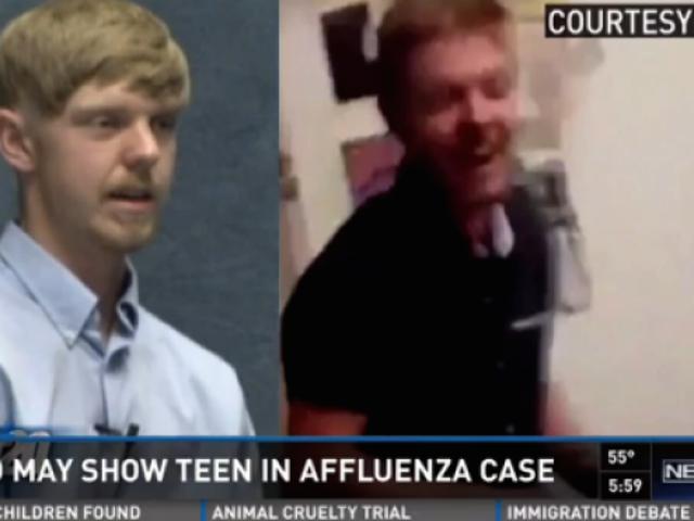 'Affluenza' Teen Ethan Couch angivelig med videoopptak til fest med Beer Pong
