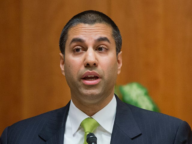 FCC Chair Says Twitter and YouTube's Political Biases Are the Real Threat to an Open Internet