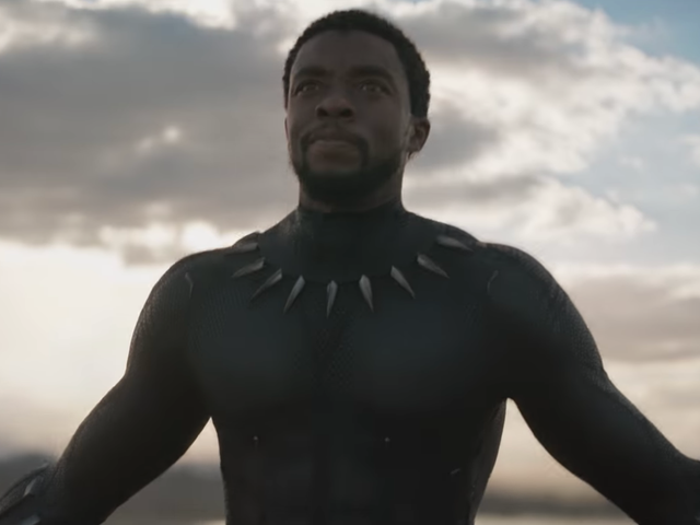 Black Panther Deserves to Be Worshipped