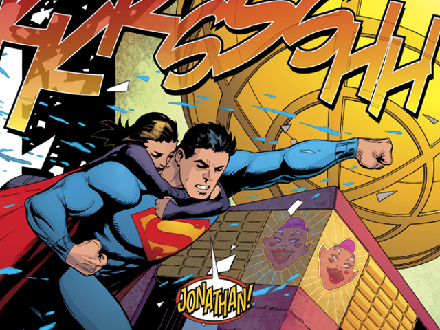Somehow the Fate of Superman and Lois Lane Just Got More Insane