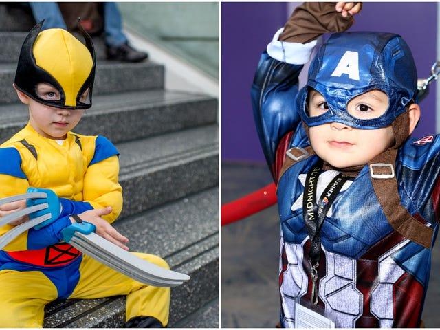 Comcast Wolverine ve Kaptan Amerika'nın mücadele etmesini istemiyor, görünüşe göre, 21. Yüzyıl Fox'u Disney'in