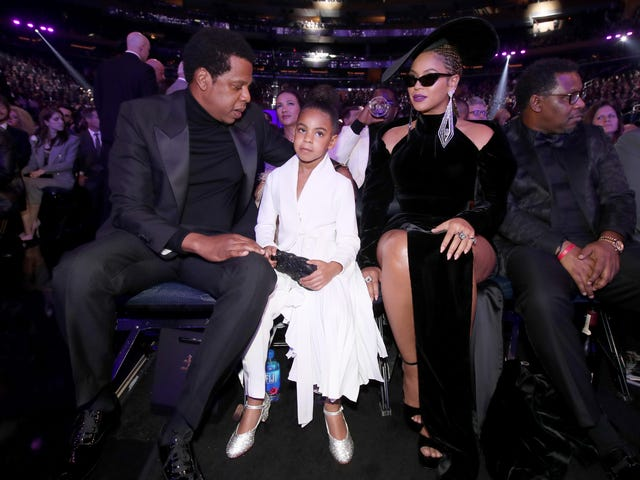 Watch the Throne: Blue Ivy Might Be the Real Queen of the Carter Family
