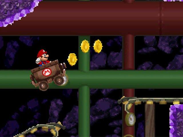 Fläktar Skapa <i>Newer Super Mario Bros. DS</i>