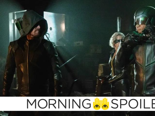 ¿Podría aparecer otra cara familiar para la última temporada de Arrow?