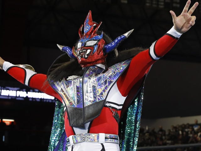 Jushin Thunder Liger, Japan's Greatest Wrestling Export, Is Set For One Last Ride