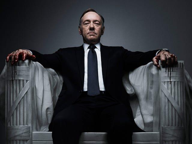 Estas sønnen ser seriøst ud og er fra Netflix og Mayo i 2017