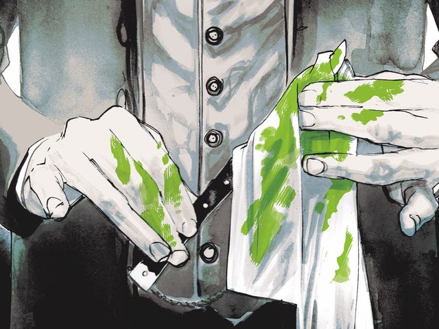 Neil Gaiman tackles Sherlock Holmes in this A Study In Emerald exclusive