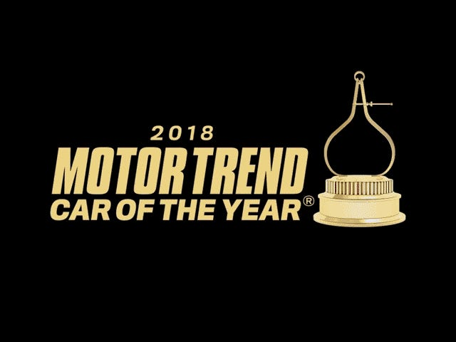 Motor Trend Fucks Up Its Own Car Of The Year Announcement