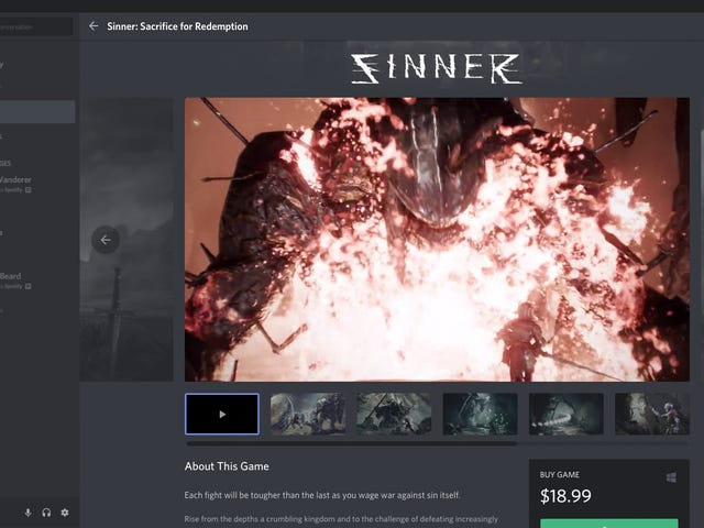 Discords spelbutik och Nitro-spelabonnemangstjänsten är nu öppna för beta-verksamhet