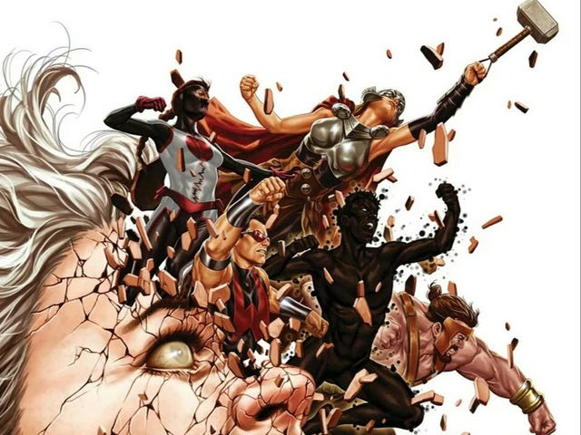 Avengers: No Surrender is the Perfect Story to End One Era and Begin Another
