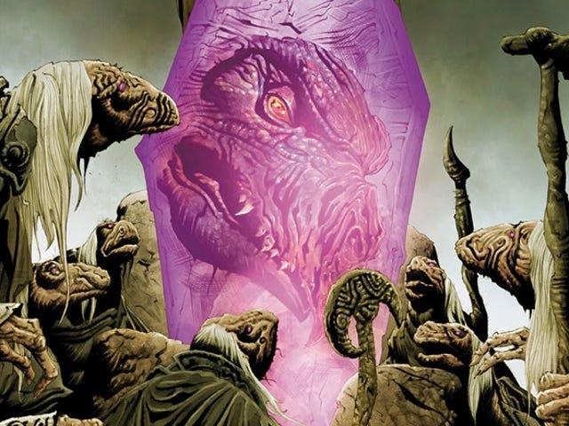 <i>Dark Crystal</i>续集是一本漫画书,不是故事片