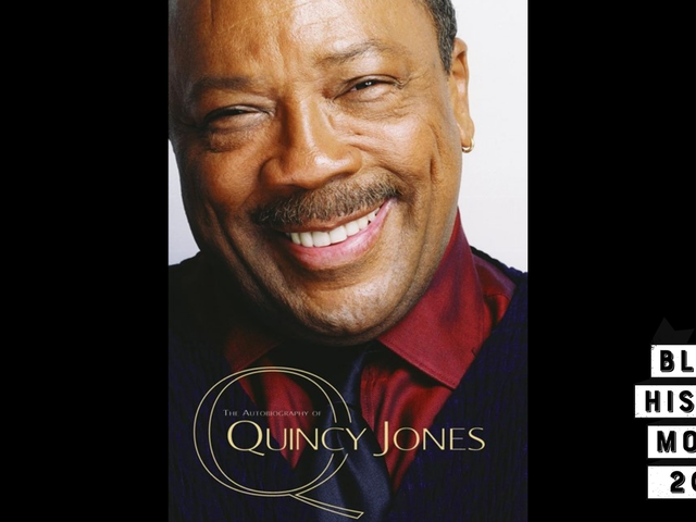 28 Days of Literary Blackness with VSB | Day 27: Q: The Autobiography of Quincy Jones by Quincy Jones