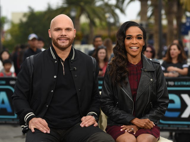Michelle Williams and Her Fiancé, Chad Johnson, Have an Important Conversation About Race