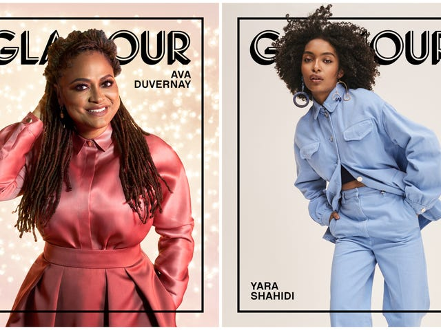 Doing the Work: Ava DuVernay and Yara Shahidi Are Among Glamour's 2019 Women of the Year Honorees