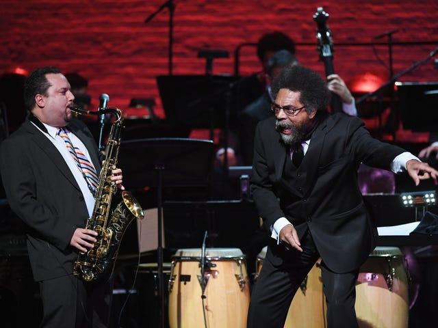 Cornel West y Arturo O'Farrill hablan la verdad al poder a través del jazz