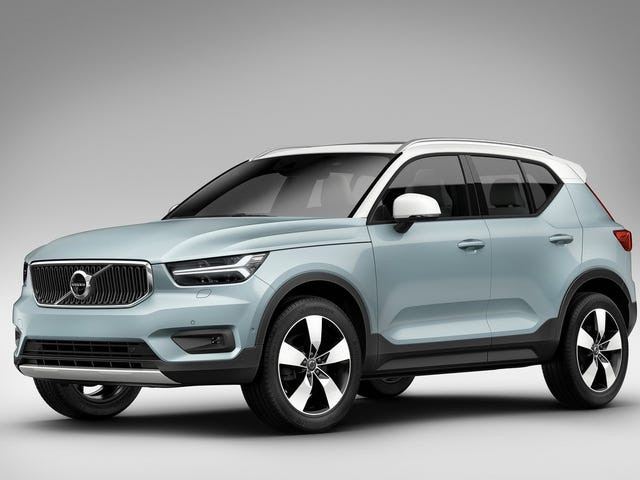 The 2018 Volvo XC40 Looks Great And You Can Own It In A New And Different Way