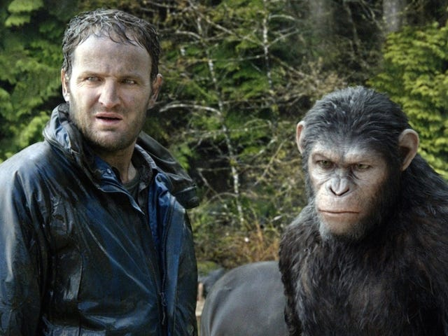 A War for the Planet of the Apes Deleted Scene Reveals a Key Character's Whereabouts