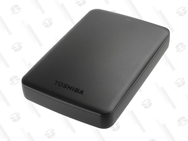 Take 3TB of Files To Go For Just $75