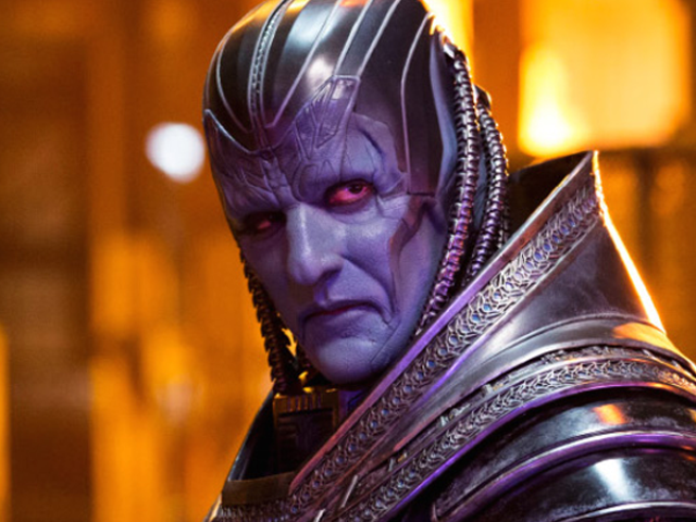 Oscar Isaac Describes 'Excruciating' Time on <i>X-Men Apocalypse</i>, Is All of Us