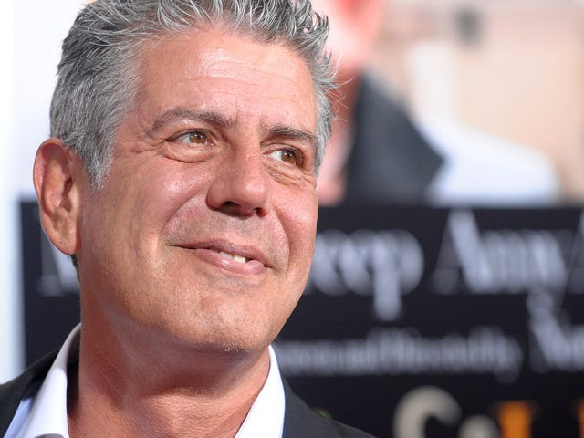 Anthony Bourdain's Favorite Airport Foods