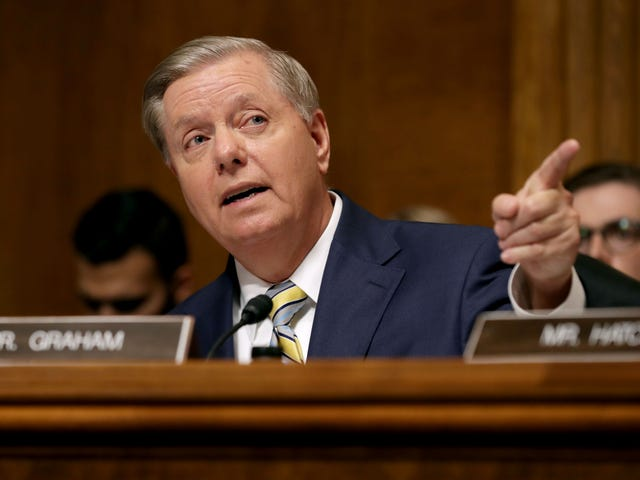 Lindsey Graham, Here Is the Ugly, Gut-Wrenching Reality About Gang Rape (and Why Men Get Away With It)