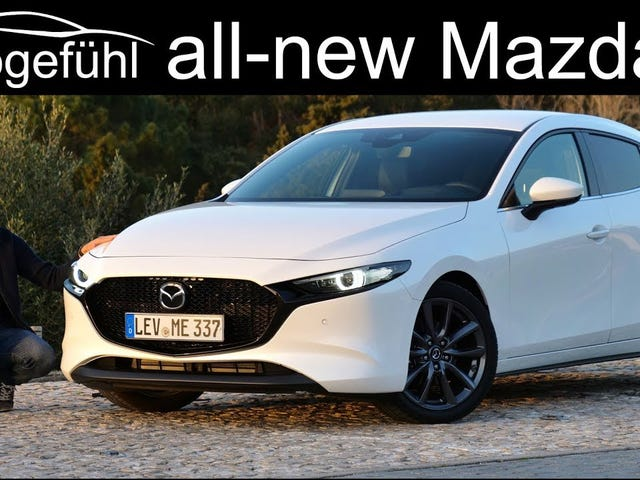 Elaborate new Mazda 3 review