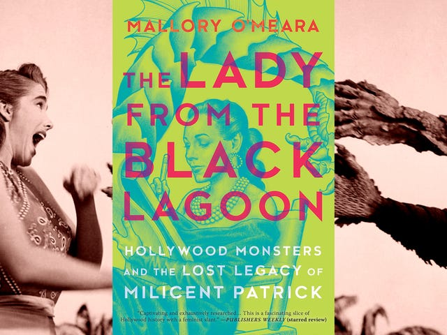 A love for its subject can't clear the murky waters of The Lady From The Black Lagoon