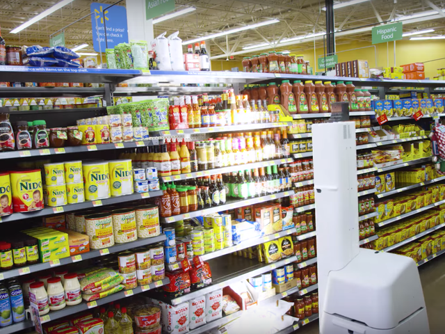 Walmart's Robots Don't Appear to Be Going Over So Great With All of Its Workers