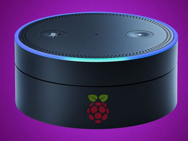 How to Build Your Own Amazon Echo with a Raspberry Pi
