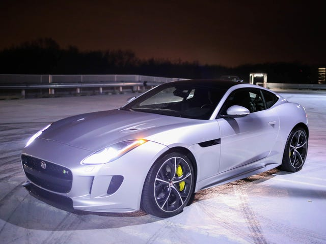 The Next Jaguar F-Type Likely To Have A BMW V8: Report