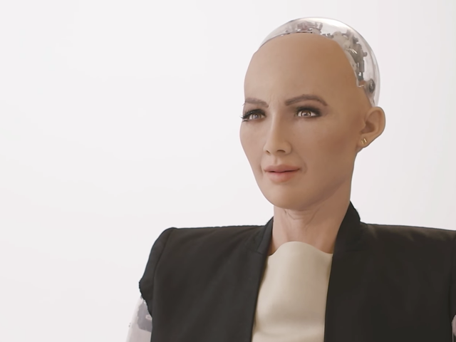 Saudi Arabia's Robot Love Is Getting Weird