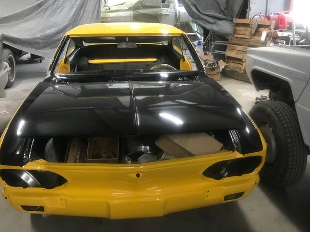 My 'Project Mongoose' Chevrolet Corvair Is Finally Becoming The Legend I Had In Mind