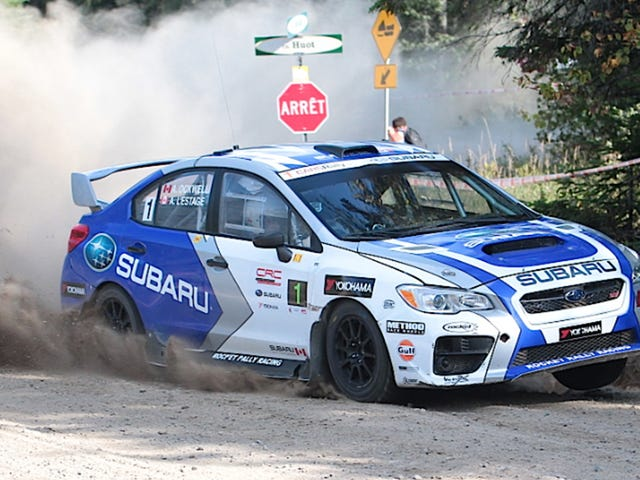 Subaru Canada Withdraws as Rally Competitor, Expands Grassroots Support