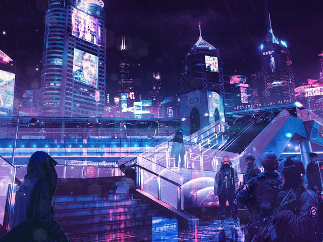 Welcome To 2049