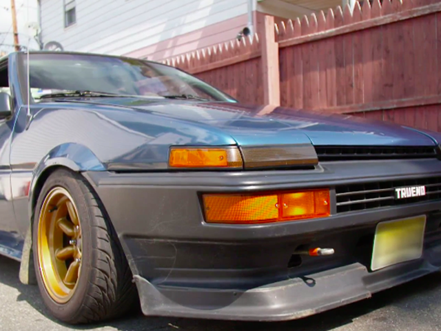 Why The Humble Toyota Corolla Became A King Of Drift Racing