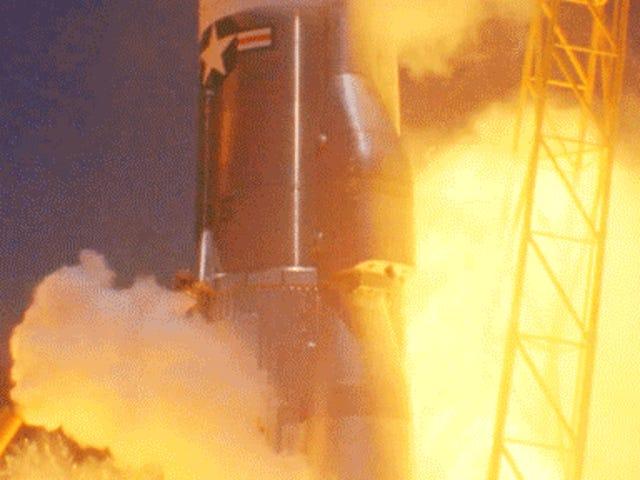 阿特拉斯导弹爆炸恢复的高清视频令人惊叹