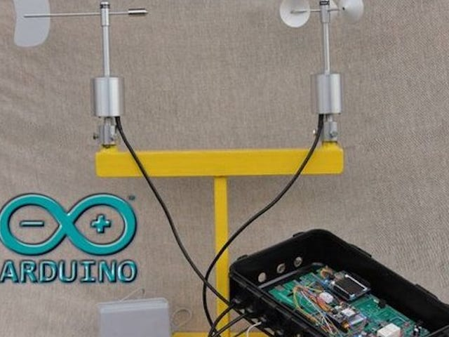 Build a Weather Monitoring Station With an Arduino