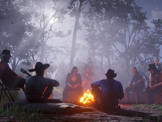 British Website Forced To Pay $1.3 Million Over Red Dead Redemption 2Leak
