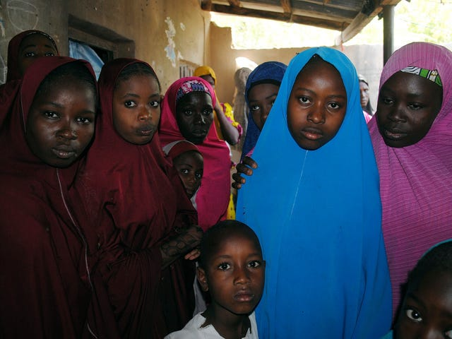 Boko Haram Releases Some Kidnapped Girls, Warns Parents to Keep Their Daughters Away From School