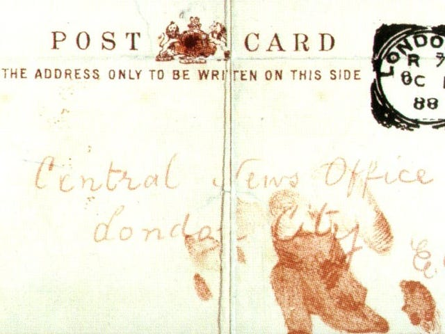 Jack the Ripper Letters Were Fake News, Linguistic Analysis Suggests