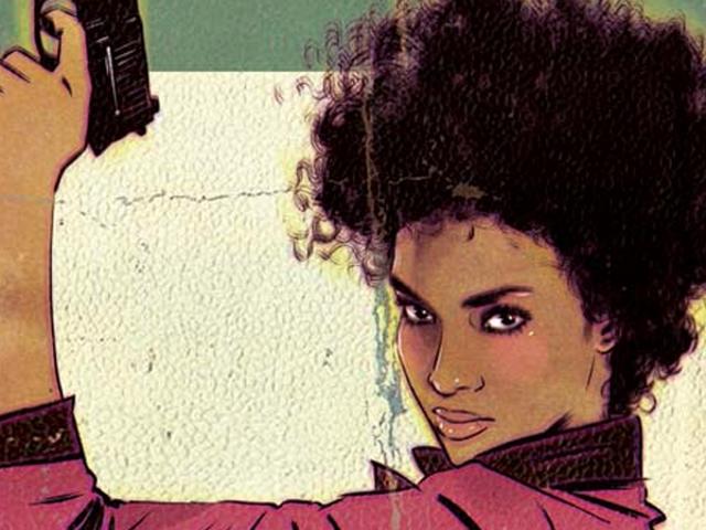 Pour un numéro seulement, Moneypenny de James Bond obtient sa propre bande dessinée